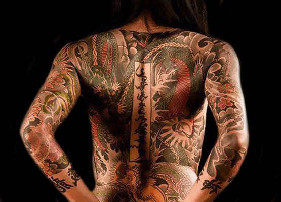 Full body tattoo look pretty on girls full tattoo for Full body tattoo women