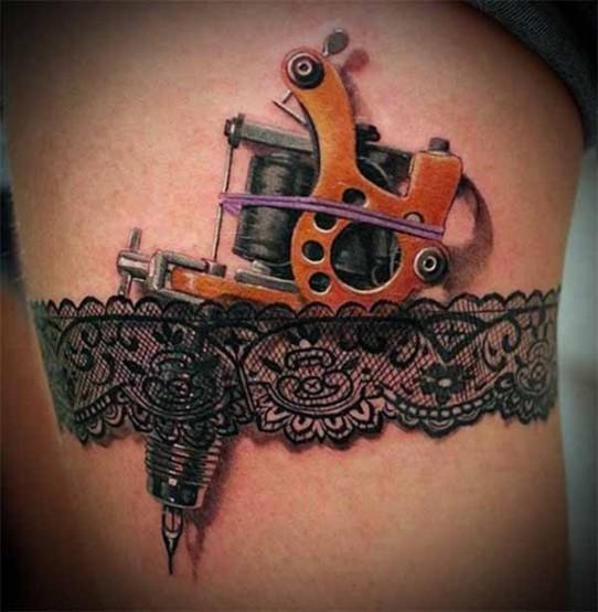 Tattoo Nightmares Jasmine