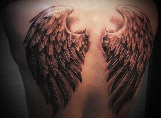 Great tattoo design for men