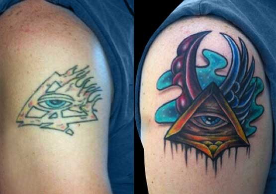 Cover up tattoo ideas