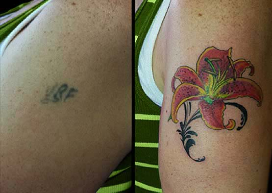 Girls Tattoo Cover Up Designs