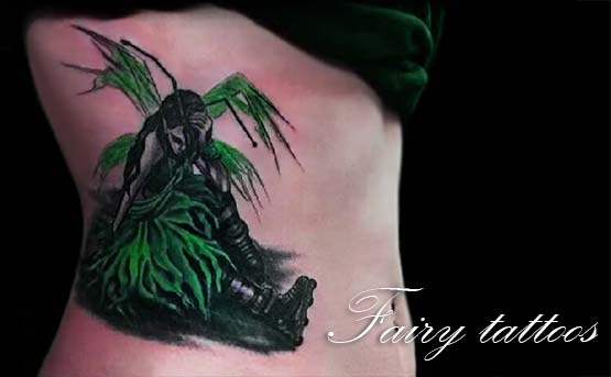 Fairy Tattoos Designs And Meanings