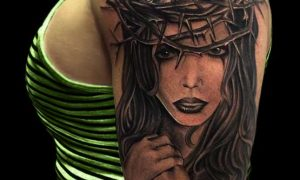 Cool Religious Tattoo Designs For Women