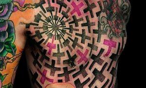 Geometric Tattoo Designs for Men