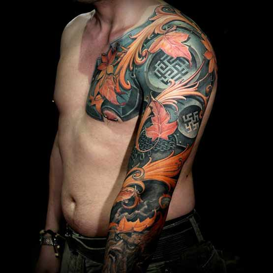 The Best Tattoo Designs Sleeve