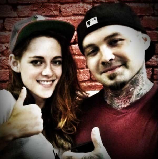 Kristen Stewart Tattoo