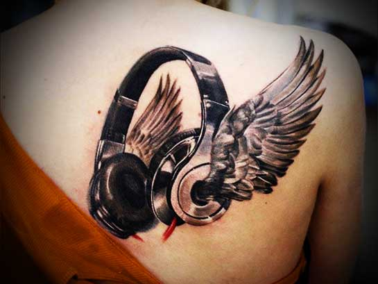 tattoo designs for women angel wings