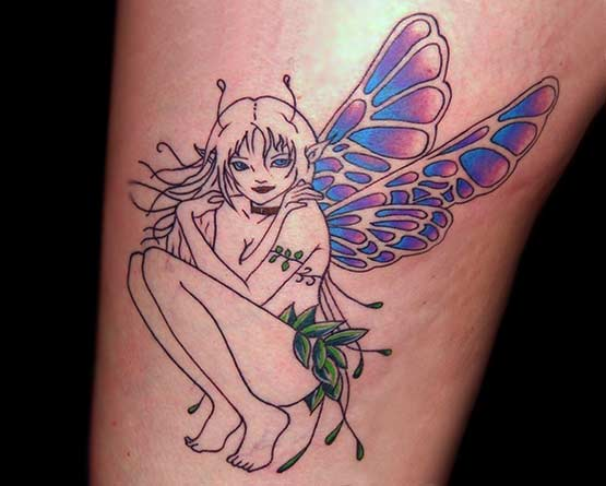 tattoo designs in foot