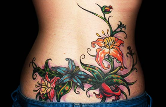 lower back tattoo designs for women full tattoo. Black Bedroom Furniture Sets. Home Design Ideas