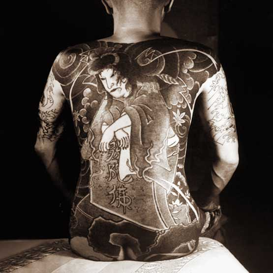 History Of Tattoos In Japan