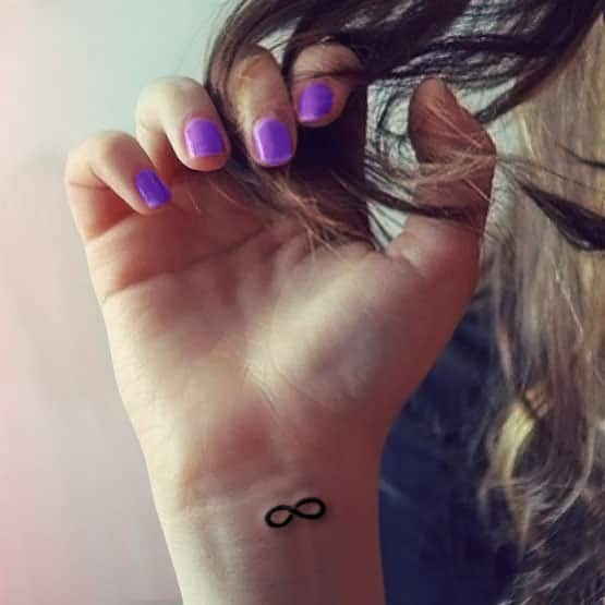 Best Infinity Tattoo Symbol Designs