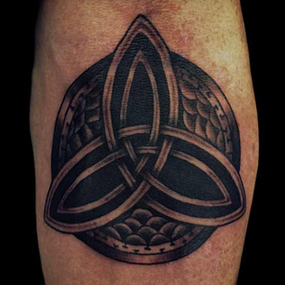 Celtic Tattoo Quarter Sleeve