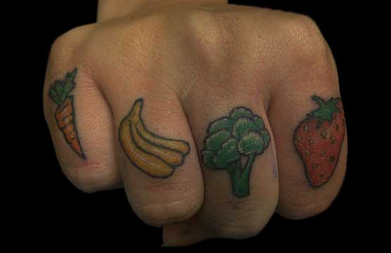Small Finger Tattoo Ideas