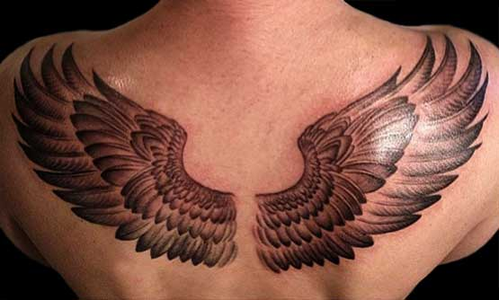 Wing Tattoo Designs And Meaning