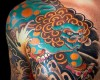Amazing Japanese Tattoo Design For Men
