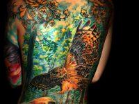 The Best full Body Tattoo Female Images