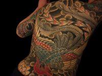 The Japanese Full Body Tattoo Girl