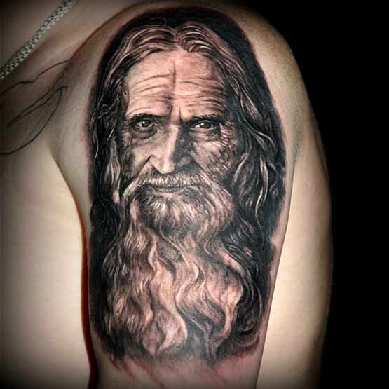 Best Black And Grey Tattoo Designs