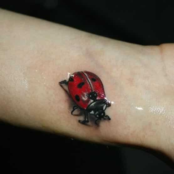 3D Tattoo Design: The Amazing Result