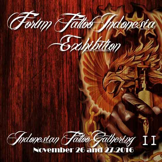 Indonesian Tattoo Exhibition