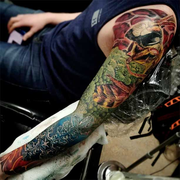 How Much Does This Tattoo Cost In India: How Much Does A Full Sleeve Tattoo Cost And Prices