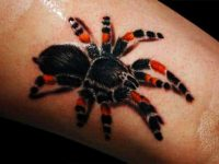Spider Tattoo Designs For Men